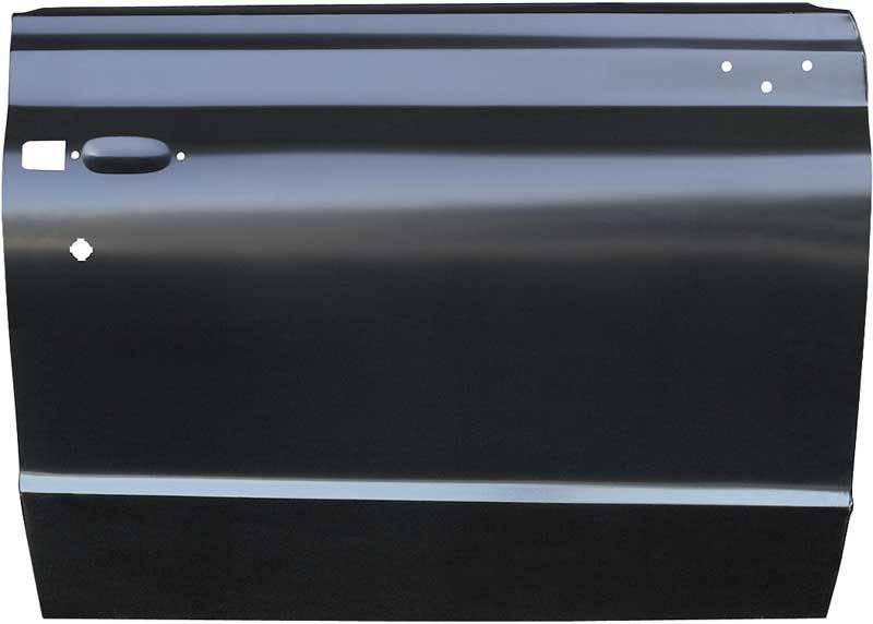 Classic Industries - Outer Door Skin RH 69-72 Blazer 67- & Outer Door Skin RH 69-72 Blazer 67-72 Suburban u0026 C/K Pickup