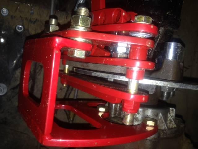 Transfer Case Parts >> NP 205 Parking Brake Kit