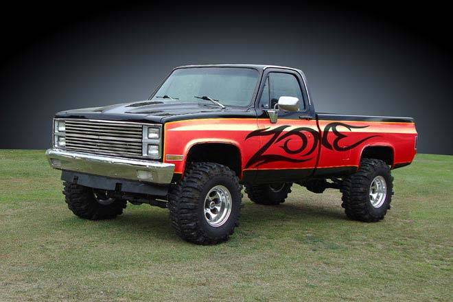 "6"" Lift Kit, 1/2 Ton, 73-76 Blazer, Suburban & Pickup"
