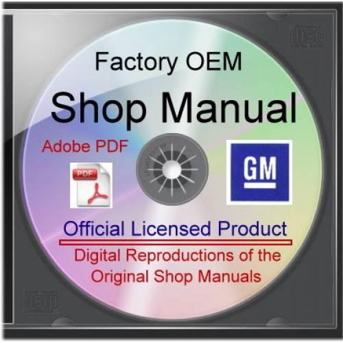 69 72 blazer shop manuals rh motorcityk5 com Shop Manual Online Shop Manual Online