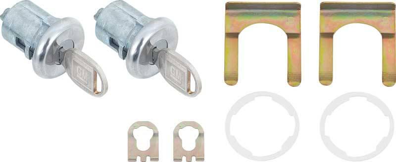 Suburban Lock And Key >> Door Lock Set 7 32 Short Shaft W Late Style Round Key