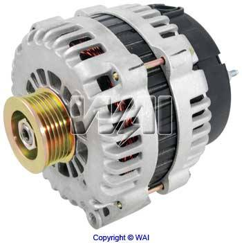 Gm 1 Wire Ad 244 Alternator