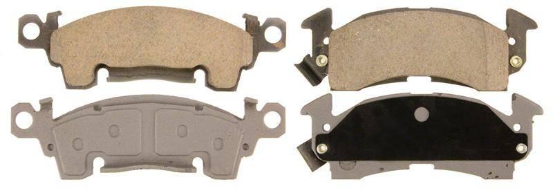 Wagner Brake Pads Review >> Front Brake Pads, ThermoQuiet, 71-91 Blazer & Suburban, 71-87 C/K10/20 Pickup