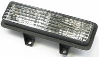 Classic Industries - Park Lamp Assembly w/Dual Headlamps, LH, 89-91 Blazer & Suburban
