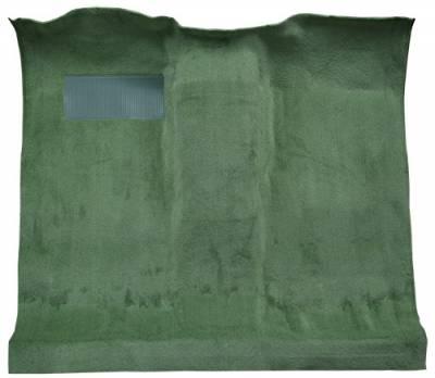 Auto Custom Carpets - Carpet Front Passenger Area 4wd, 73-77 Blazer