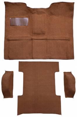 Auto Custom Carpets - Carpet Complete w/High Tunnel, 69-72 Blazer CST Model