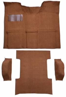 Auto Custom Carpets - Carpet Complete w/Low Tunnel, 69-72 Blazer CST Model