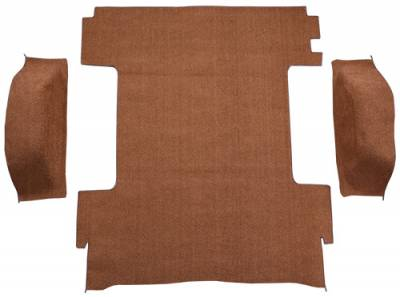 Auto Custom Carpets - Carpet Rear Cargo Area, 69-72 Blazer