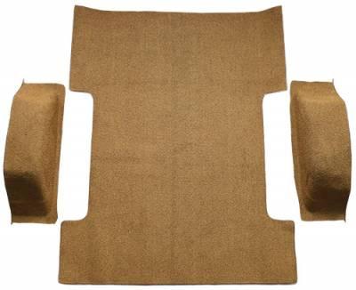 Auto Custom Carpets - Carpet Rear Cargo Area, 69-72 Blazer CST Model