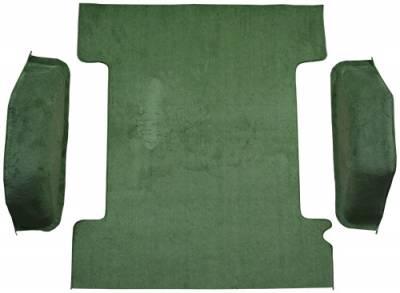 Auto Custom Carpets - Carpet Rear Cargo Area, 73-77 Blazer