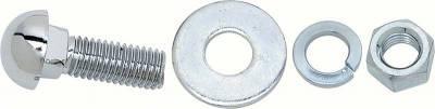 Classic Industries - Chrome Bumper Bolt (Each), 69-72 Blazer, 67-72 Suburban & C/K Pickup