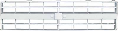 Classic Industries - Grill w/Dual Headlamps, Argent, 85-88 Blazer & Suburban, 85-87 C/K Pickup