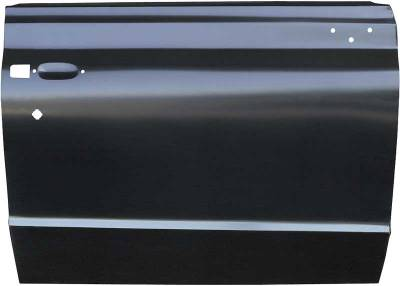Classic Industries - Outer Door Skin, RH, 69-72 Blazer, 67-72 Suburban & C/K Pickup