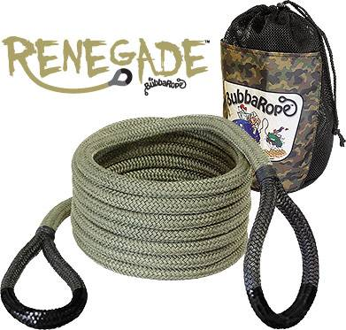 Bubba Rope - Renegade Bubba Rope