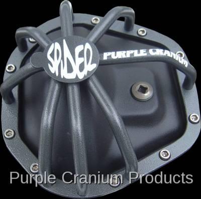 Purple Cranium Products - Dana 50, 60, 70 Full Spider Differential Rock Guard