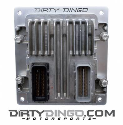 Dirty Dingo Motorsports - LS E38 E40 E67 Gen IV PCM Billet Mounting Plate 58X