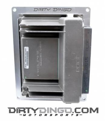 Dirty Dingo Motorsports - LS 411 PCM Billet Mounting Plate