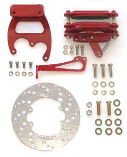 TSM Manufacturing - NP 205 Parking Brake Kit