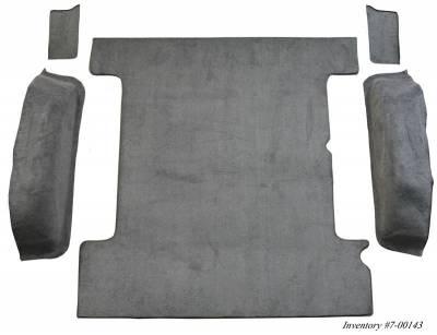 Auto Custom Carpets - Carpet Rear Cargo Area, 78-80 Blazer