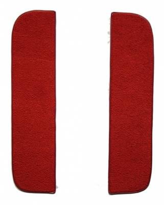 Auto Custom Carpets - Carpet Door Panel Inserts w/o Cardboard 69-72 (2 Pc)