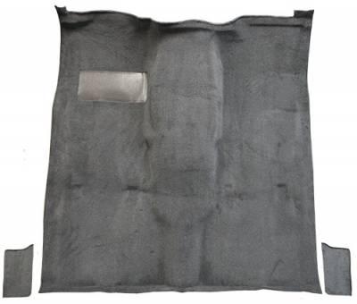Auto Custom Carpets - Carpet Front Passenger Area 4wd, 81-84 Blazer