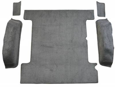 Auto Custom Carpets - Carpet Rear Cargo Area, 85-91 Blazer