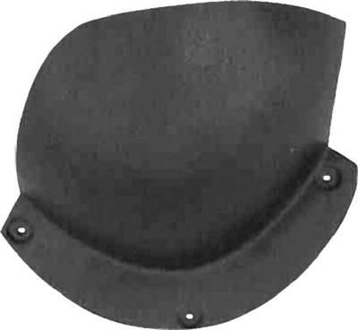 Classic Industries - Kick Panel Vent Cover, RH, 73-91 Blazer & Suburban, 73-87 C/K Pickup