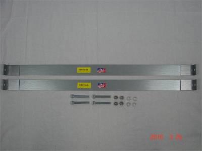 MTS Company - Fuel Tank Straps (25 Gallon)
