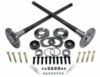 Axles & Axle Bearings - Axle Kit - Rear - Yukon Gear & Axle - YA WF88-31-KIT