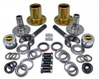 Axles & Axle Bearings - Locking Hub Conversion Kits - Yukon Gear & Axle - YA WU-01