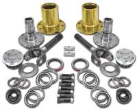 Axles & Axle Bearings - Locking Hub Conversion Kits - Yukon Gear & Axle - YA WU-04