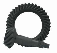 12 Bolt - Ring & Pinion - Yukon Gear Ring & Pinion Sets - High Performance Yukon Ring & Pinion Gear Set for GM 12 Bolt Truck w/4.11 Ratio