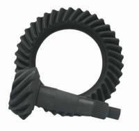 12 Bolt - Ring & Pinion - Yukon Gear Ring & Pinion Sets - High Performance Yukon Ring & Pinion Gear Set for GM 12 Bolt Truck w/4.56 Ratio