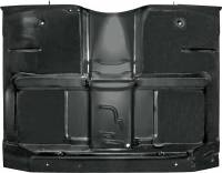 Sheetmetal - Floor Pans - Classic Industries - Full Cab Floor Pan w/Under Floor Braces, Low Hump, 67-72 Suburban & C/K Pickup