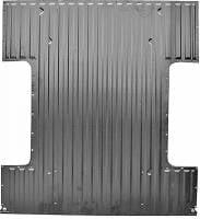 Sheetmetal - Floor Pans - Classic Industries - Full Bed Floor w/Bracing, Short Bed, Fleetside, 67-72 C/K Pickup