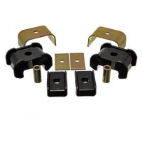 69-72 Blazer - Bushings & Bumpers - Energy Suspension - Transmission Mounts (Pair), 69-84 Blazer, 68-84 Suburban & K Pickup