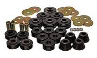Energy Suspension - Body Mount Bushing Kit, 78-80 Blazer (4wd)
