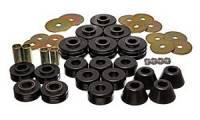 76-91 Blazer - Bushings & Bumpers - Energy Suspension - Body Mount Bushing Kit, 78-80 Blazer (4wd)
