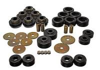 Energy Suspension - Body Mount Bushing Kit, 81-91 Blazer (4wd)