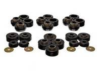 73-91 Suburban - Bushings & Bumpers - Energy Suspension - Body Mount Bushing Kit, 81-91 Suburban