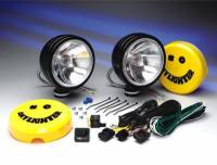 "Lighting - Offroad Lighting & Accessories - KC Hilites - KC 6"" Daylighter Halogen Pair Pack System"