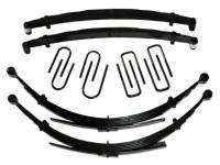"Suspension - Lift Kits - Skyjacker Suspensions - 2.5"" Suspension Lift w/52"" Rear Springs, 67-72 Suburban"