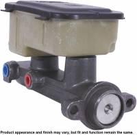 "Motown Automotive - Brake Master Cylinder, 1 1/8"" Bore w/Power Brakes, Reman, 81-91 Blazer & Suburban, 81-87 C/K10/20 Pickup"