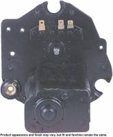 67-72 Suburban - Windshield Wiper Parts - Motown Automotive - Wiper Motor w/3 Terminals, 69-72 Blazer, 67-72 Suburban & C/K Pickup