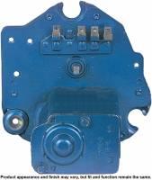 67-72 Suburban - Windshield Wiper Parts - Motown Automotive - Wiper Motor w/4 Terminals, 69-72 Blazer, 67-72 Suburban & C/K Pickup