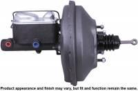 Brakes - Vacuum Booster & Master Cylinder - Motown Automotive - Vacuum Booster w/Master Cylinder (Bendix), Reman, 71-72 Blazer, Suburban & C/K10 Pickup
