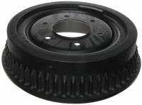 "Motown Automotive - Rear Brake Drum (Each), (Federated Silver Brand), 11 5/32"" x 2 3/4"", 4wd, 74-91 Blazer & Suburban, 71-87 K10 Pickup"