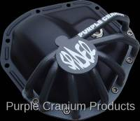 Dana 60 Front - Covers & Protection - Purple Cranium Products - Dana 50, 60, 70 Half Spider Differential Rock Guard