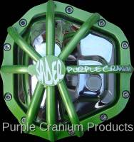 Purple Cranium Products - Dana 50, 60, 70 Full Spider Differential Rock Guard - Image 6