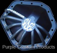 """14 Bolt 10.5"""" - Covers & Protection - Purple Cranium Products - Chevy 14 Bolt Half Spider Differential Rock Guard 10.5"""" RG"""